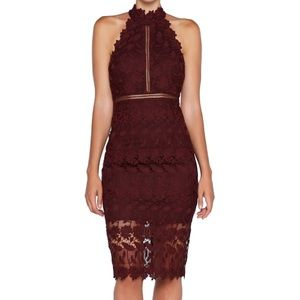 BARDOT Noni Lace Dress